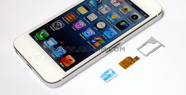 AIO SIM – iPhone unlocking  - unlock your world